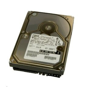 IBM Ultrastar 36LZX DDYS-T18350 P/N: 07N3210 18 GB