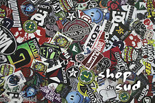 STICKERS BOMBER AUTOCOLLANT 100 X 100CM DECO SKATEBOARD ELEMENT ZERO VANS WAX