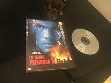 EN TIERRA PELIGROSA 2  DVD STEVEN SEAGAL