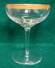 Lenox ROYALE Champagne Glass GOLD ENCRUSTED More Items Available
