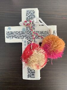 Ahoy Trader Mini Cross Sengo With Pom Pom