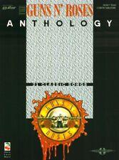 Guns N' Roses Anthology Songbook Gitarre Noten Tab
