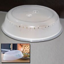 Microwave Cookware Plate Cover with Air Vent, 27 cm- 1 PACK OF 2