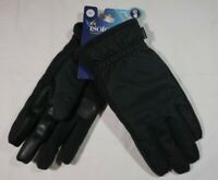 NWT ISOTONER SmarTouch Touch Screen Tech Women's Black XL Extra Large Gloves