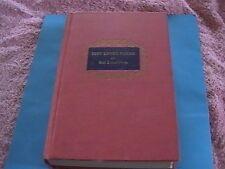 Best Loved Poems Of Best Loved Poets (1949,hardcover,399p)