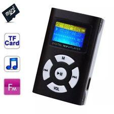 Lecteur MP3 32 Go - à carte mémoire - Ecran LCD - Radio FM