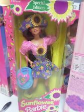 BEAUTIFUL SPECIAL EDITION SUNFLOWER BARBIE DOLL TERESA