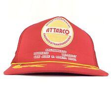 ATTARCO Engines & Transmissions Sacramento San Jose California Trucker Hat Cap