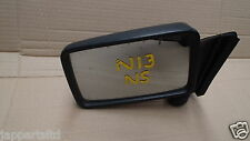 BREAKING PARTS 1986 - 1991 NISSAN SUNNY N13 NSF PASSENGER SIDE WING DOOR MIRROR