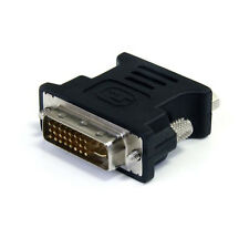 Startech.com Dvivgamfb10p - Paquete de 10 Conversores Dvi-i a VGA Negro #9264