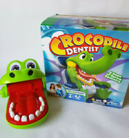 CROCODILE DENTIST Family Board Game Hasbro Fully Working  EXCELLENT CONDITION