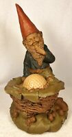 HOGAN-R 1984~Tom Clark Gnome~Cairn Item #1033~Ed #44~Hand Signed~Story Included