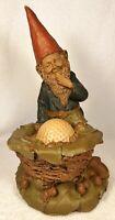 HOGAN-R 1984~Tom Clark Gnome~Cairn Item #1033~Ed #44~Hand Signed~Story Included