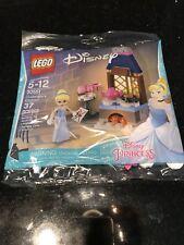 LEGO 30551 Disney Princess Cinderella's Kitchen Polybag 37pcs Minifigure