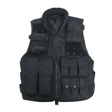 Adjustable Tactical Military Airsoft Molle Combat Army Plate Carrier Vest *�