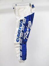 "Cagiva AXO White Vintage Twinshock Evo Motocross Pants Trousers 32"" New"