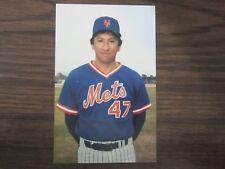 1986 Tcma New York Mets Jesse Orosco Postcard