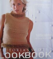 DANIELA PESTOVA  Vintage  Holiday 2000 VICTORIA'S SECRET Catalog