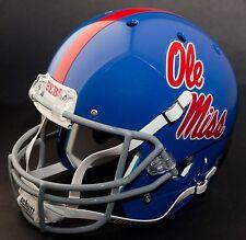 OLE MISS REBELS 2014 Schutt AiR XP Authentic GAMEDAY Football Helmet