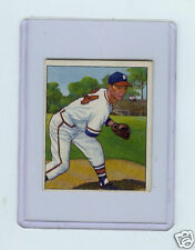 1950 BOWMAN #57 VERNON BICKFORD - BOSTON BRAVES