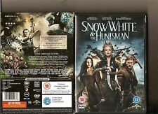 SNOW WHITE AND THE HUNTSMAN DVD INCLUDES 4 ARTCARDS AND SLIPCASE