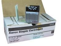 NEW Xerox 8R2253 Staple Cartridge Box (5) 25,200 Staples