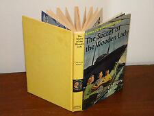 Vintage Nancy Drew Mystery #27 Secret of the Wooden Lady PC Book Club BCE