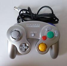 Original Nintendo GAMECUBE CONTROLLER PAD Silver * Gamecube / Wii