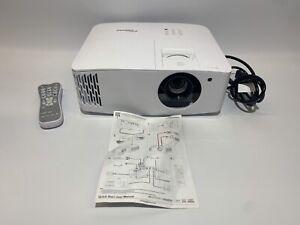Optoma UHD38 4000-Lumen 4K UHD Home Theater DLP Projector