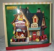 Lemax Village Collection Untangling The Lights