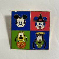 Disney DLR - Cast Exclusive - Halloween 2002 (FAB 4) LE/3000 Pin
