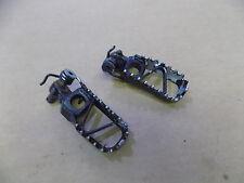 95' Kawasaki KDX200 KDX-200 / Original OEM FOOT PEGS