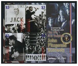 dominica ca 2006 dominique jfk john kennedy 35 th president inauguration ms4v **