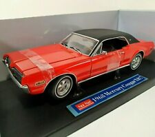 SUN STAR 1/18 Mercury Cougar XR7 1968 Red / Rouge
