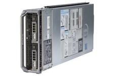 Dell PowerEdge M620 BLADE SERVER 2X E5-2650 CPU 32GB RAM 2X 146GB SAS HARD DRIVE
