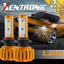 XENTRONIC LED HID Headlight Conversion kit 9004 HB1 6000K 1992-1994 Volvo 960