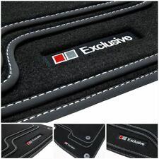 Exclusive Line Fußmatten für Audi TT 8S FV Coupe Roadster S-Line ab Bj. 2014-