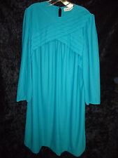 Bondbrook Green Dress Below the Knee Length X-Large Size (see measurements)