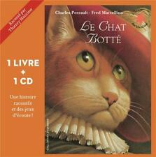 le chat botte Perrault  Charles Neuf Livre