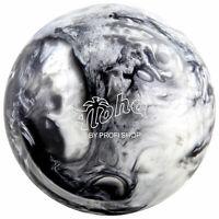 Bowling Ball Aloha Midnight 6 - 16 lbs, Bowlingkugel schwarz silber, Spareball