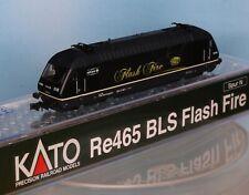 Kato 137121, Spur N, BLS E-Lok Re 4/4 465 018-0, Flash Fire, Ep. 6