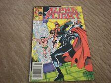 Alpha Flight #16 (1st Series 1984) Marvel Comics