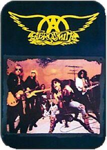 AEROSMITH Roof Vinyl Sticker Rock Official Merchandise