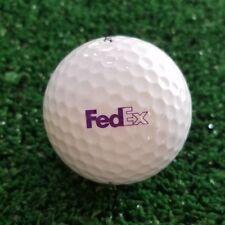 FED EX (1) LOGO GOLF BALL - Titleist