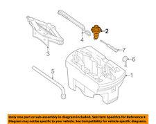 VW VOLKSWAGEN OEM 12-18 Beetle Jack-Rear Body & Floor-Mount Bolt 1K0803899D