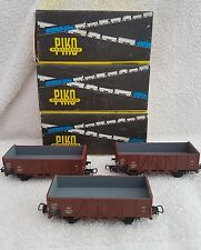Piko ho 5/6441-15 pkp polish freight wagons rake of 3