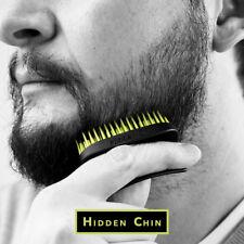 Hidden Chin Index Beard Brush