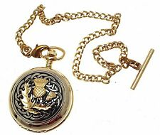 Gold Pocket Watch Quartz Pocket Watch Pocket Watches For Men 59