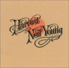 Neil Young - Harvest - NEW SEALED classic 140g LP Gatefold re-mastered!
