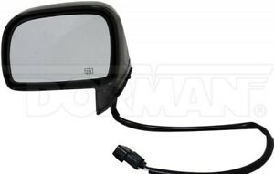 Outside Mirror & Glass Assembly - Left Side - LINCOLN TOWN CAR 1995-1996